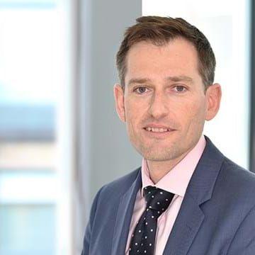 Profile photo of Mark Brinin, EVP, Group Finance at Wood Mackenzie