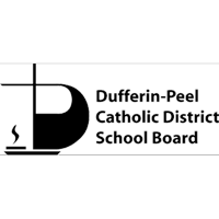 Dufferin-Peel Catholic District ... logo