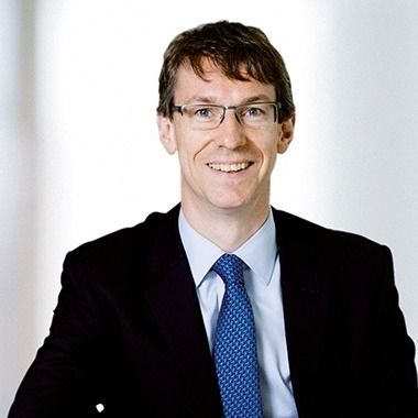 Profile photo of Nick Luff, Non–Executive Director at Rolls-Royce