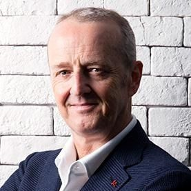 Profile photo of Mark Patterson, COO at GroupM