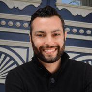 Profile photo of Arman Javaherian, SVP of Product at Crunchbase