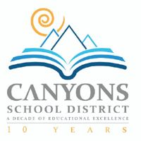 Canyons School District logo