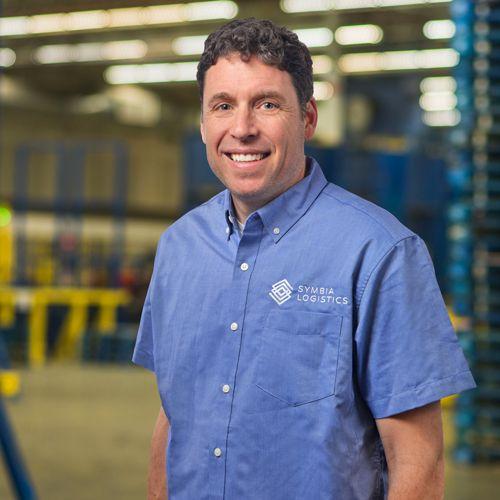 Profile photo of Pete Lombardo, IT Director at Symbia Logistics