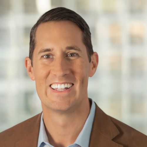 Profile photo of Donovan Campbell, SVP of Operations at Accolade