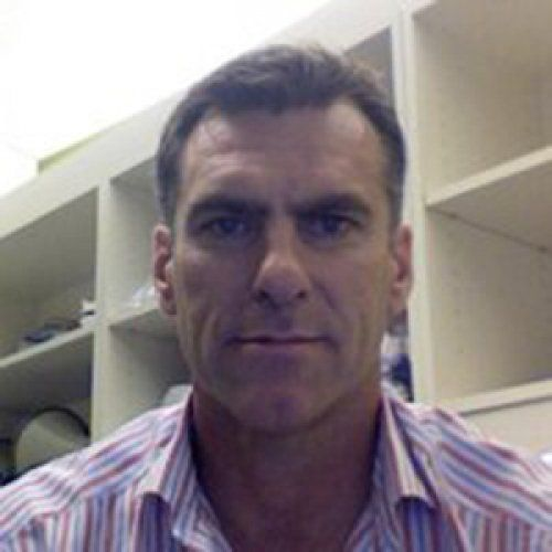 Profile photo of Geoff Hughes, Director for Global Security and Operations at National Democratic Institute