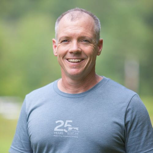 Profile photo of Jay Kullman, Sustainable Resources Director at Farm & Wilderness Foundation