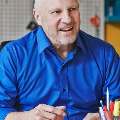 Profile photo of Stephen Lyon, Regional Director, Head of Office, Singapore at M. Moser Associates