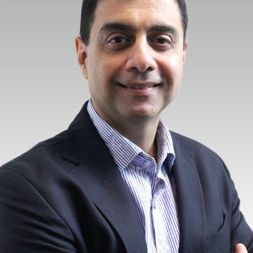 Ferzad Bharucha