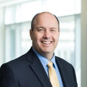 Profile photo of Shaun Grannis, VP for Data & Analytics at Regenstrief Institute
