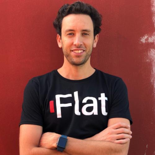 Profile photo of Bernardo Cordero, CEO at Flat.mx