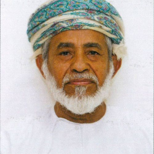Abdulah Sulaiman Hamad Al Harthy