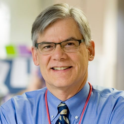 Profile photo of David Evelyn, Director, Medical Staff & VP of Medical Affairs, Cayuga Health at Schuyler Hospital