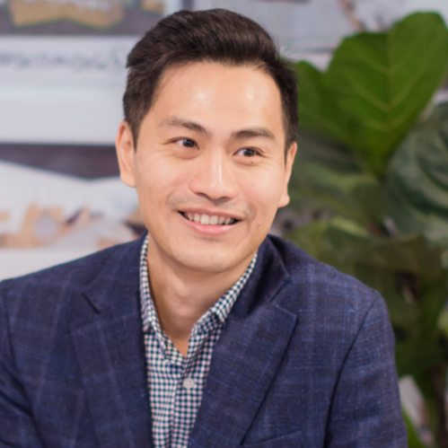 Profile photo of Lawrence Lok, Director at M. Moser Associates