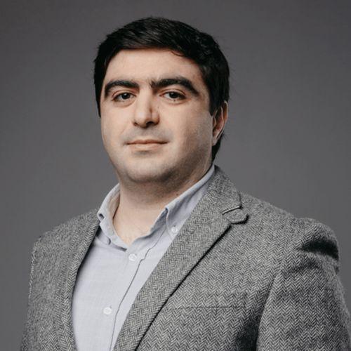 Profile photo of Grigor Asoyan, CTO at Digitain