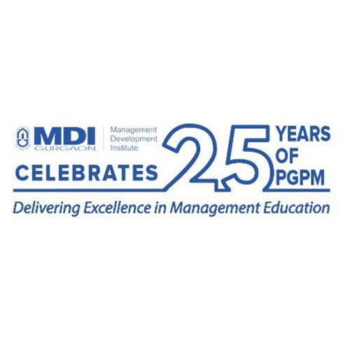 MDI Gurgaon Logo