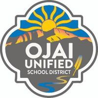 Ojai Unified School District logo