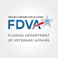Florida Department of Veterans' logo