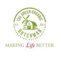 The Green Organic Dutchman logo