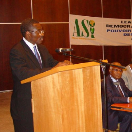 Profile photo of Christopher Fomunyoh, Senior Associate and Regional Director for Central and West Africa Programs at National Democratic Institute