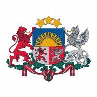 Parliament of Latvia logo