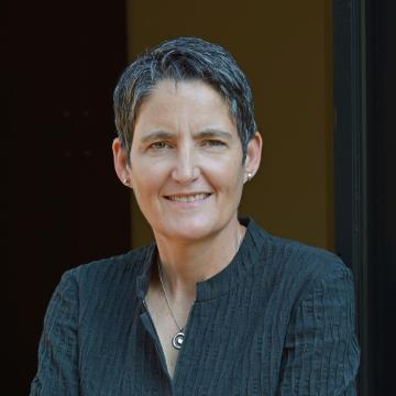 Profile photo of Kate Morris, Acting Co-Provost at Santa Clara University