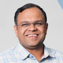 Profile photo of Vishal Gupta, Partner at Bessemer Venture Partners