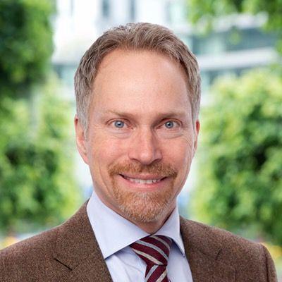Profile photo of Urban Lindskog, VP Communications at Lagercrantz Group AB