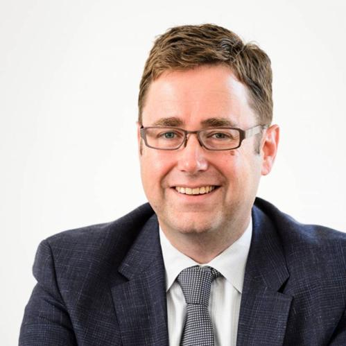 Profile photo of Laurent Heller, SVP for Finance and Administration at Johns Hopkins University