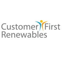 CustomerFirst Renewables Logo