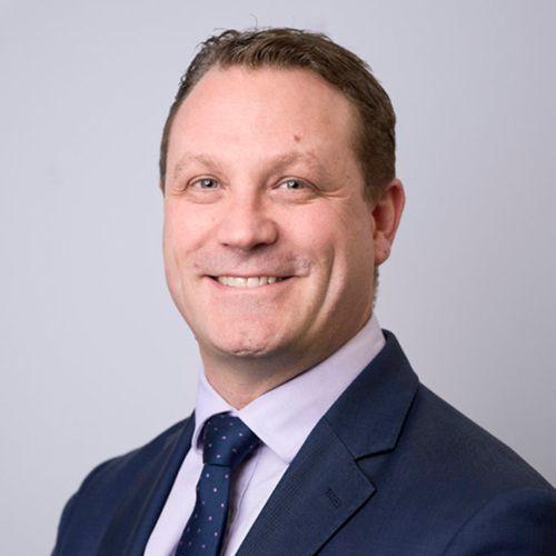 Profile photo of David Ballantyne, Executive Director, Capital and Infrastructure at Monash Health