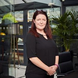 Profile photo of Denise Neville, Head of Service Delivery at Vital Energi Utilities Limited
