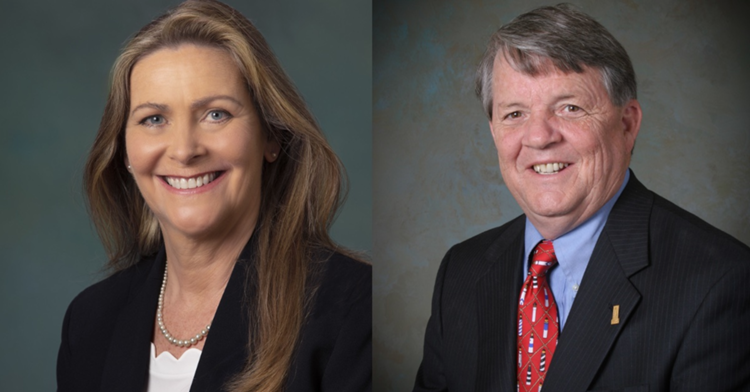 Elizabeth S. Wash Appointed to Old Point Board of Directors and James Reade Chisman Announces Retirement