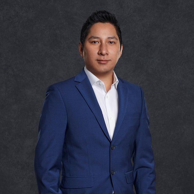 Profile photo of Renzo Carrillo, Director of Finance at Camden Capital