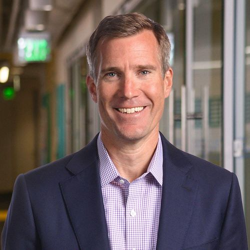 Profile photo of Ed Jennings, Chief Executive Officer at QuickBase
