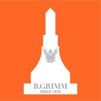 B.Grimm Power logo