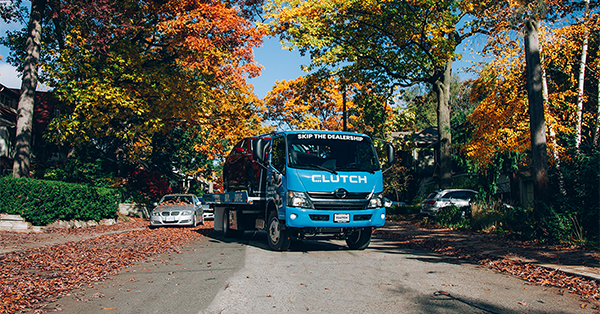 Clutch Partners with Tree Canada to Make Car Ownership More Sustainable