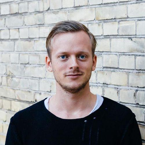 Profile photo of Christopher Noringriis, Design at Wedding Bear
