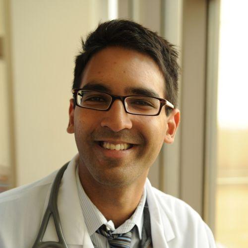 Profile photo of Shantanu Nundy, Chief Medical Officer at Accolade