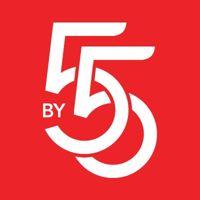 5by5 logo