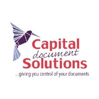 Capital Document Solutions Limit... logo