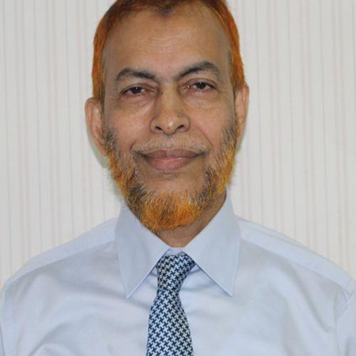 Mahbub Uddin Ahmed