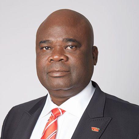 Isaac Olukayode Fasola